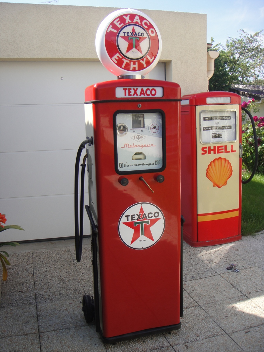 Globe Texaco Ethyl